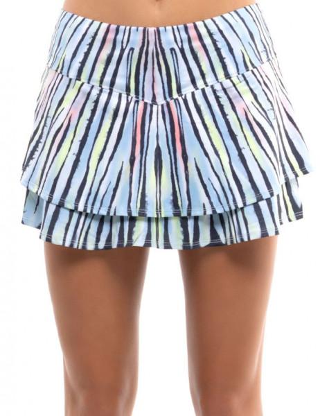 Naiste tenniseseelik Lucky in Love Going Wild Flip Skirt Women - graystone