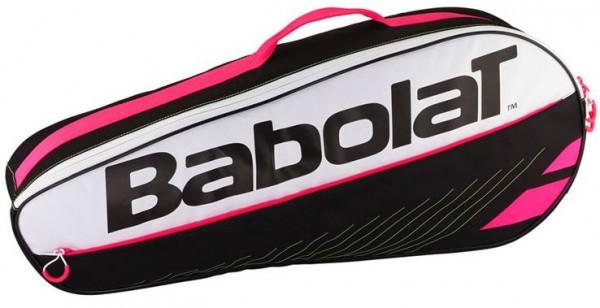 Babolat Club Line x3 Essential - black/pink