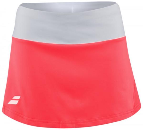 Skirt Babolat Core Skirt Women - fluo strike