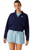 Damska bluza tenisowa Asics Match W Woven Jacket - peacoat