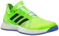 Teniso batai vyrams Adidas Adizero Ubersonic 3 M - signal green/core black/glow blue