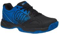 Męskie buty tenisowe Wilson Kaos Devo Clay - black/imperial blue/brillint blue