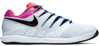 Męskie buty tenisowe Nike Air Zoom Vapor X - half blue/black/white