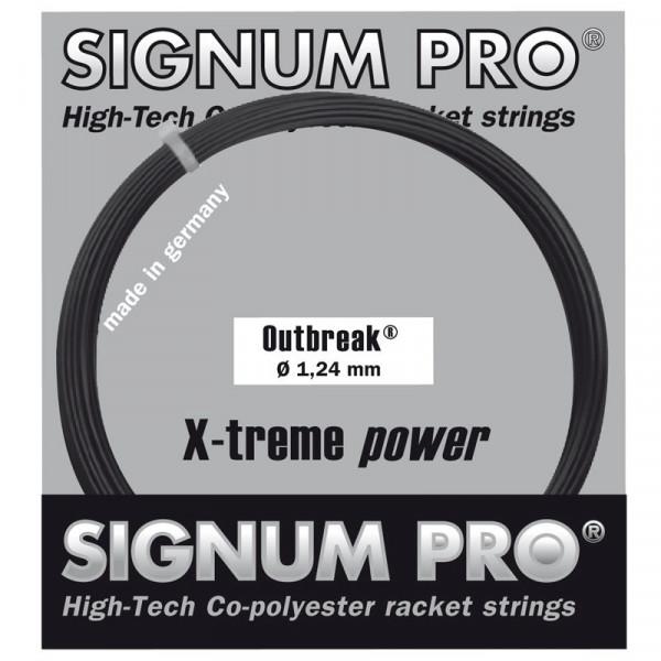 Naciąg tenisowy Signum Pro Outbreak (12 m)