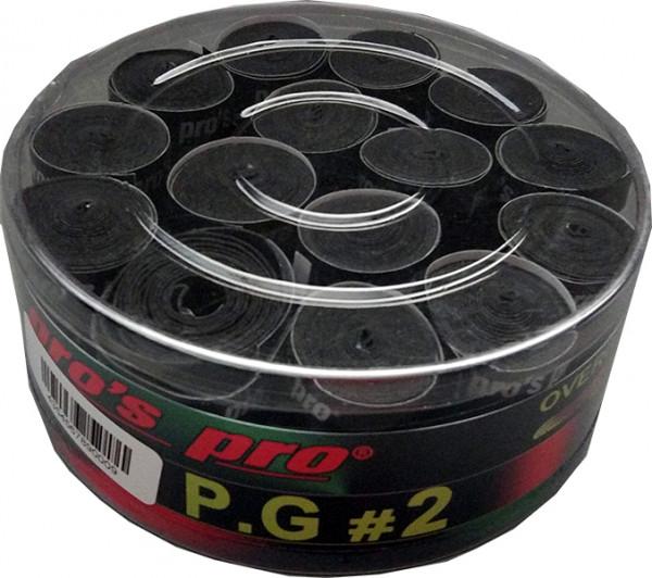 Gripovi Pro's Pro P.G. 2 30P - black