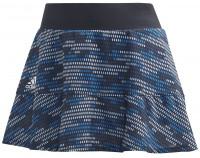 Teniso sijonas moterims Adidas Primeblue Camo Skirt W - black/white
