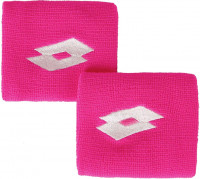 Frotka tenisowa Lotto Ace II Wristband - pink/white