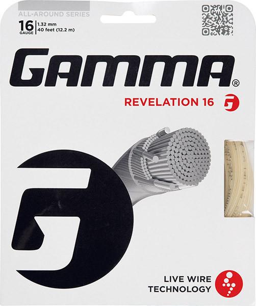 Naciąg tenisowy Gamma Live Wire (12,2 m)