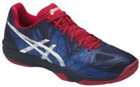 Męskie buty do squasha Asics Gel-Fastball 3 - insignia blue/white/prime red