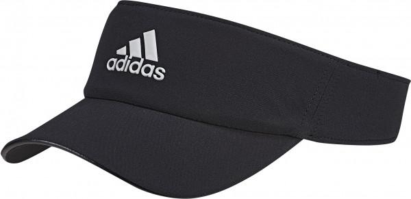 Adidas Climalite Visor OSFY - black/grey