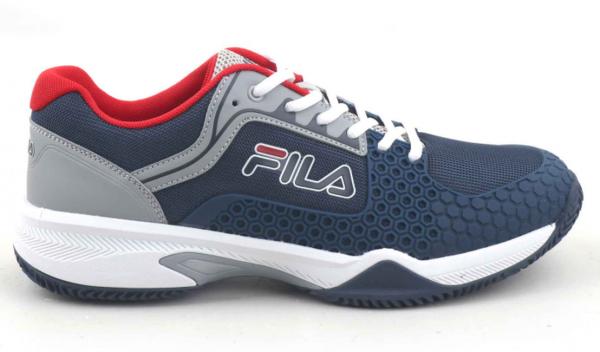 Vīriešiem tenisa apavi Fila Sabbia Lite M - blue