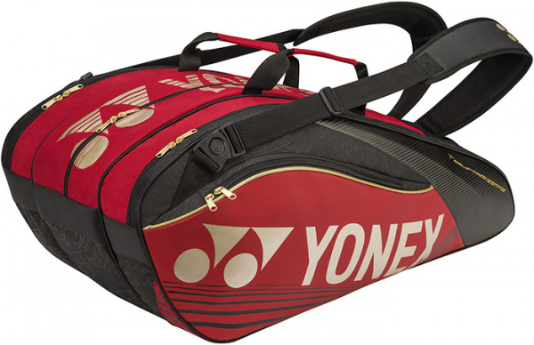 Yonex Pro Racquet Bag 9 Pack - red