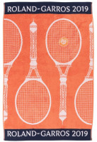 Ręcznik tenisowy Roland Garros Carreblanc Joueuse Terre Battue - turniejowy