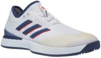 Męskie buty tenisowe Adidas Adizero Ubersonic 3 M - cloud white/light solid grey/light solid grey