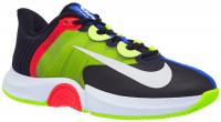 Męskie buty tenisowe Nike Air Zoom GP Turbo - black/white/volt/laser crismon