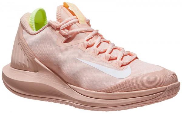 8d189d516e8 Women s shoes Nike W Court Air Zoom Zero - arctic orange white volt glow