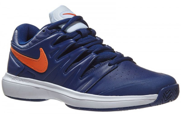 Nike Air Zoom Prestige HC LTHR - blue void/orange blaze/white