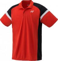 Męskie polo tenisowe Yonex Men's Polo Shirt - sunset red
