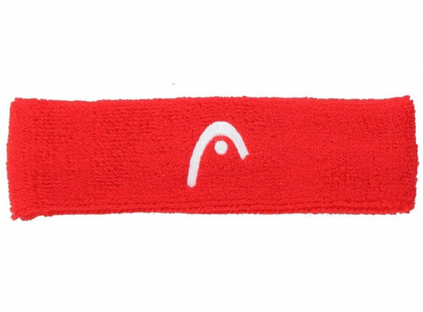 Frotka na głowę Head Headband - red