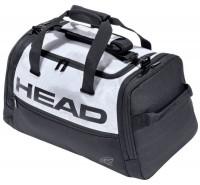Torba tenisowa Head Djokovic Duffle Bag - white/black