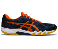 Męskie buty do squasha Asics Gel-Blade 7 - french blue/marigold orange