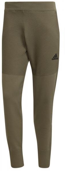 Meeste tennisepüksid Adidas Primeknit Pant M - orbit green
