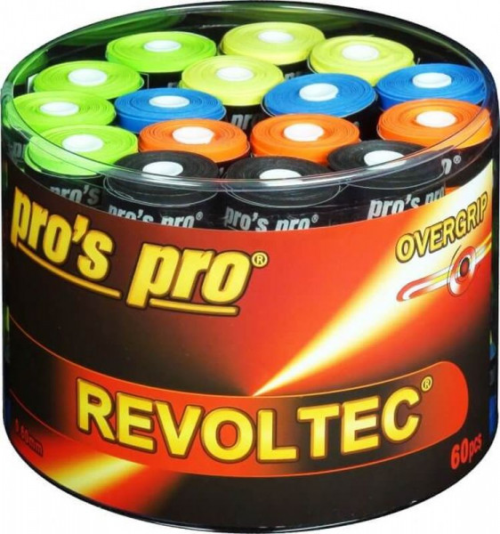 Viršutinės koto apvijos Pro's Pro Revoltec (60 vnt.) - color