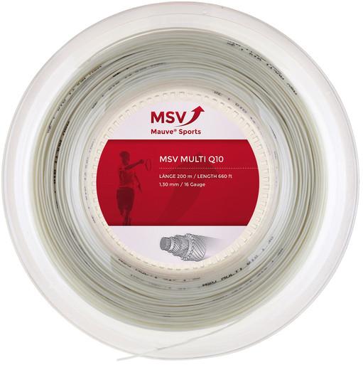 Teniso stygos MSV Multi Q10 (200 m) - white