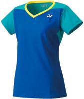 Damski T-shirt Yonex French Open Polo Ladies - deep blue