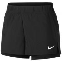 Damskie spodenki tenisowe Nike Court Flex Short - black