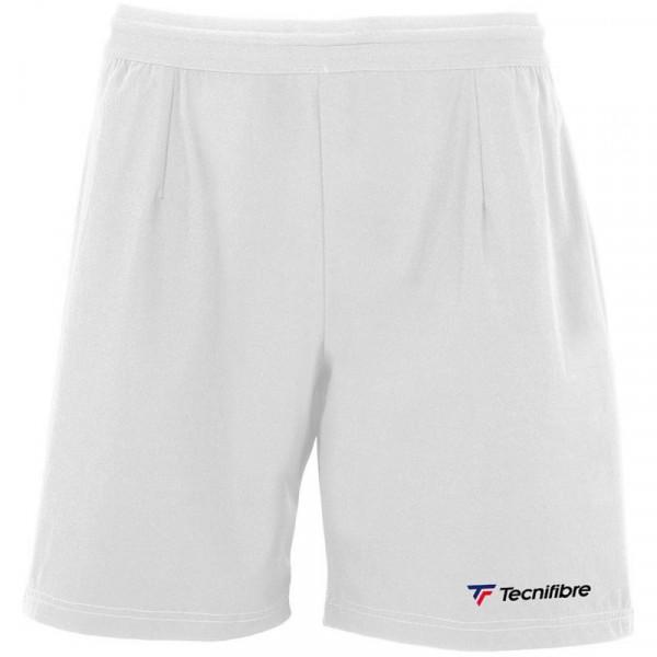 Męskie spodenki tenisowe Tecnifibre Stretch Short - white