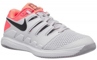 Damskie buty tenisowe Nike WMNS Air Zoom Vapor X - vast grey/black/atmosphere grey