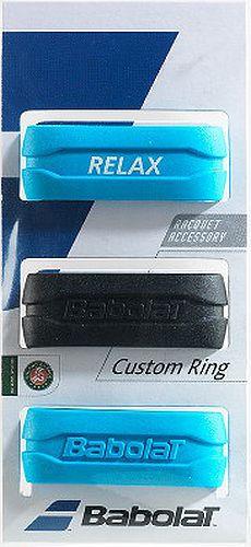 Babolat Custom Ring 3P - black/blue