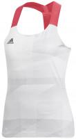 Marškinėliai moterims Adidas W Y-Tank Olympic HEAT.RDY - white
