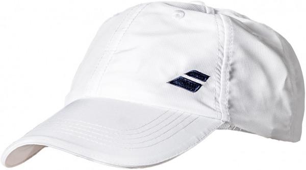 Babolat Basic Logo Cap - white/white