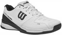 Męskie buty tenisowe Wilson Rush Comp - white/black