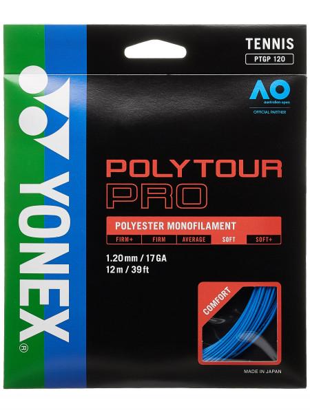 Tenisa stīgas Yonex Poly Tour Pro (12 m) - blue