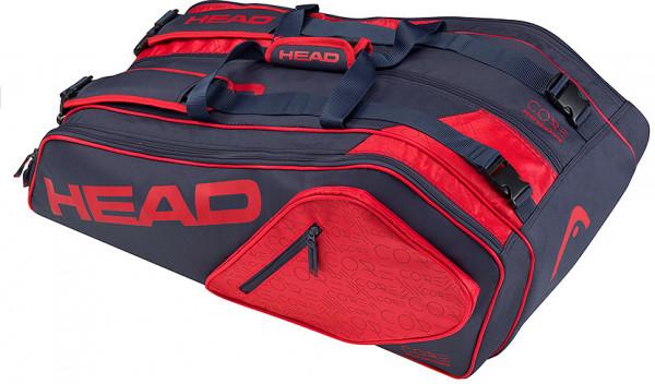 Head Core 9R Supercombi - navy/red