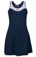 Teniso suknelė Head Diana Dress W - dark blue/white