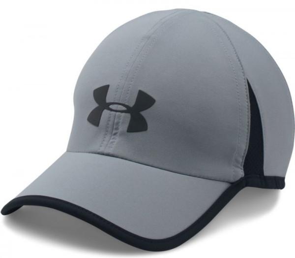 Teniso kepurė Under Armour Shadow Cap 4.0 Men - grey