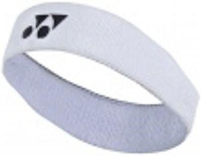 Znojnik za glavu Yonex Headband - white