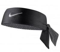 Traka za glavu Bandana Tenisowa Nike Dri-Fit Head Tie Reversible M - iron grey/black/white
