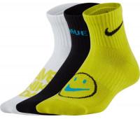 Tenisa zeķes Nike Everyday Lightweight Ankle 3P - multi-color 2