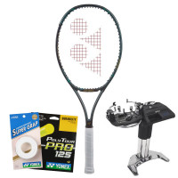 Rakieta tenisowa Yonex VCORE PRO 100 (280g) - matte green + naciąg + usługa naciągania