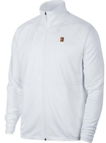 Męska bluza tenisowa Nike Court Jacket Essential RF particle rosegridiron