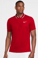 Meeste tennisepolo Nike Court Dri-Fit Victory Polo PQ M - university red/white/white