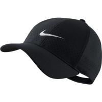 Teniso kepurė Nike Dry Aerobill L91 Cap - black/white