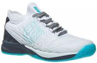 Damskie buty tenisowe Wilson Kaos 2.0 SFT W - white/blueberry/peacock blue