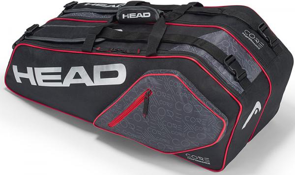 Head Core 6R Combi - black/silver