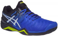 Męskie buty tenisowe Asics Gel-Resolution 7 Clay - illusion blue/silver